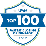 UWM Top 100 Fastest Closing Originators